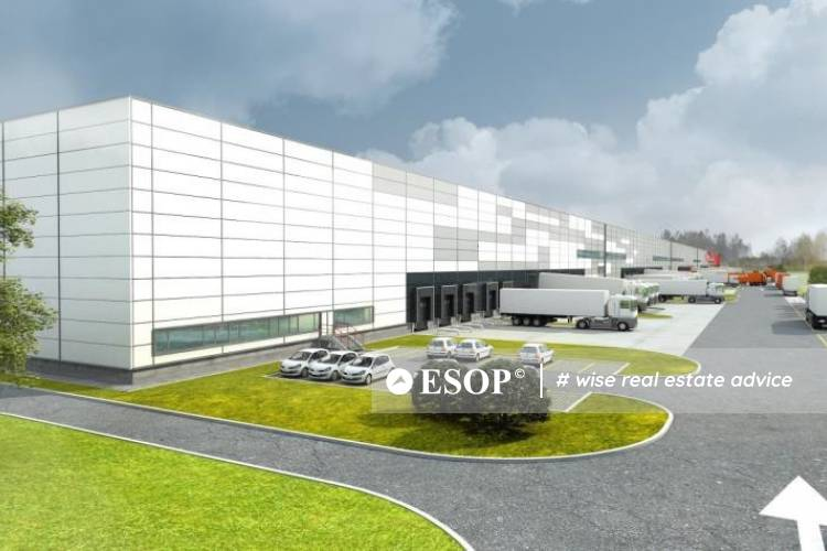 Global Logistics Park hala 4 14668.4 12