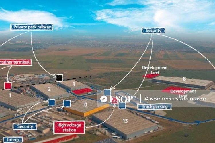 P3 Logistic Park hala 2 14314.2 5