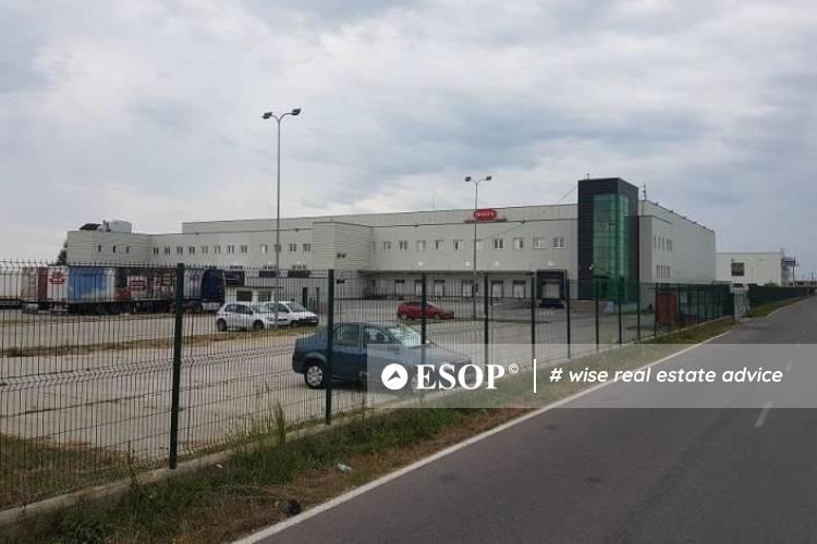 WDP Industrial Park Dragomiresti 14582 8