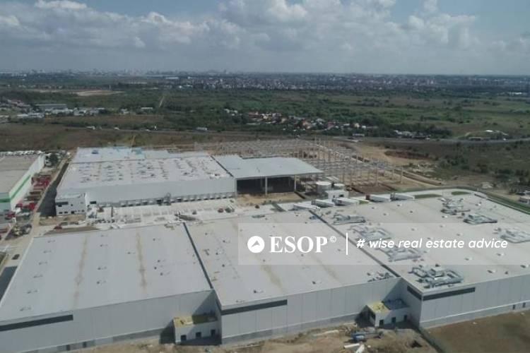 WDP Industrial Park Dragomiresti 14582 6