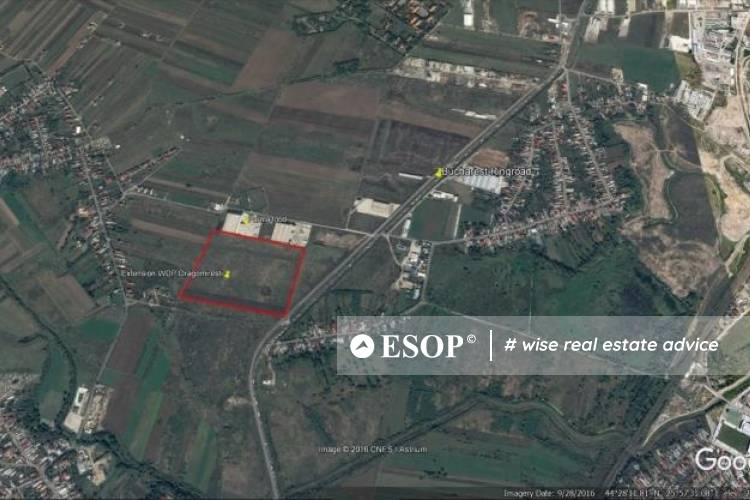 WDP Industrial Park Dragomiresti 14582 10