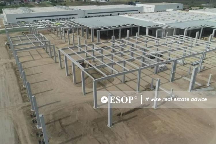 WDP Industrial Park Dragomiresti 14582 3
