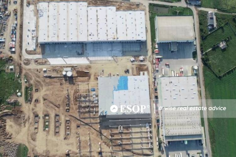 WDP Industrial Park Dragomiresti 14582 5